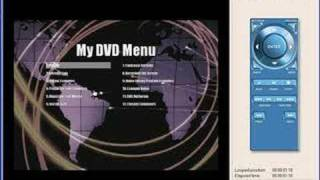 DVD Architect - creating DVD Menus