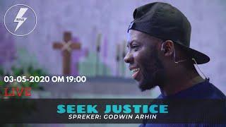 Jongerendienst | Seek Justice | 03-05-2020 | Godwin Arhin