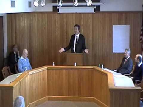 Delco Debates - 2016 Regional Alternate Presidential Candidates Forum
