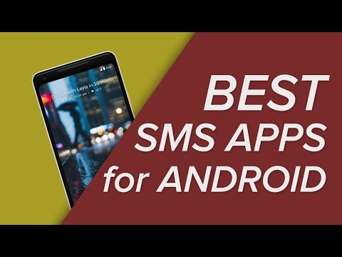 The BEST Text Message Apps on Android in 2018!