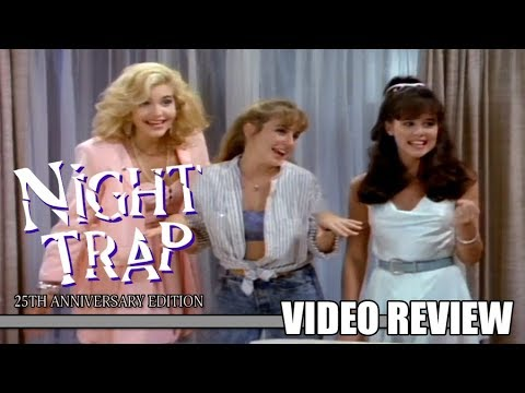 Review: Night Trap - 25th Anniversary Edition (PlayStation 4 & Steam) - Defunct Games