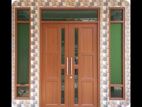 variasi pintu kupu tarung masa kini bisa dijadikan pilihan