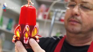 Обучение технологии изготовления резных свечей ручной работы. Мастер класс: Иркутск