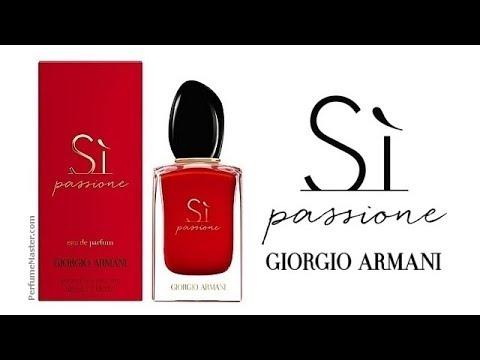 giorgio armani si passione free sample