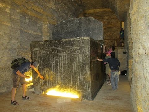 Egypt Underground: The Enigmatic Serapeum Of Saqqara