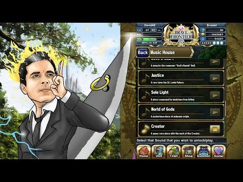 Brave Frontier OST Music All Tracks HQ