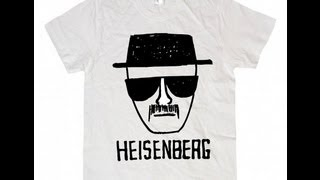Draw Heisenberg on MS Paint