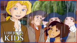 Liberty's Kids HD 104 - Liberty or Death | History Cartoons for Kids