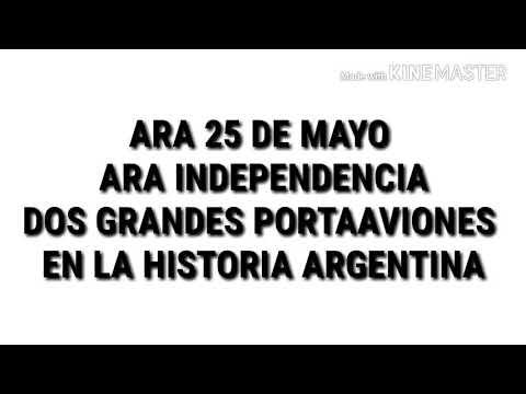 ARA 25 DE MAYO Y ARA INDEPENDENCIA