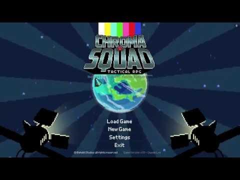 Chroma Squad: Pilot - A Cerebral beginning.