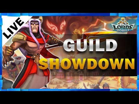 GUILD SHOWDOWN DIRTY JOKERZ D~J - MISTER BP GAMING