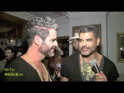 NEALB.tv: New Jersey Fashion Week: Celebs Walk the Runway in Carnivale