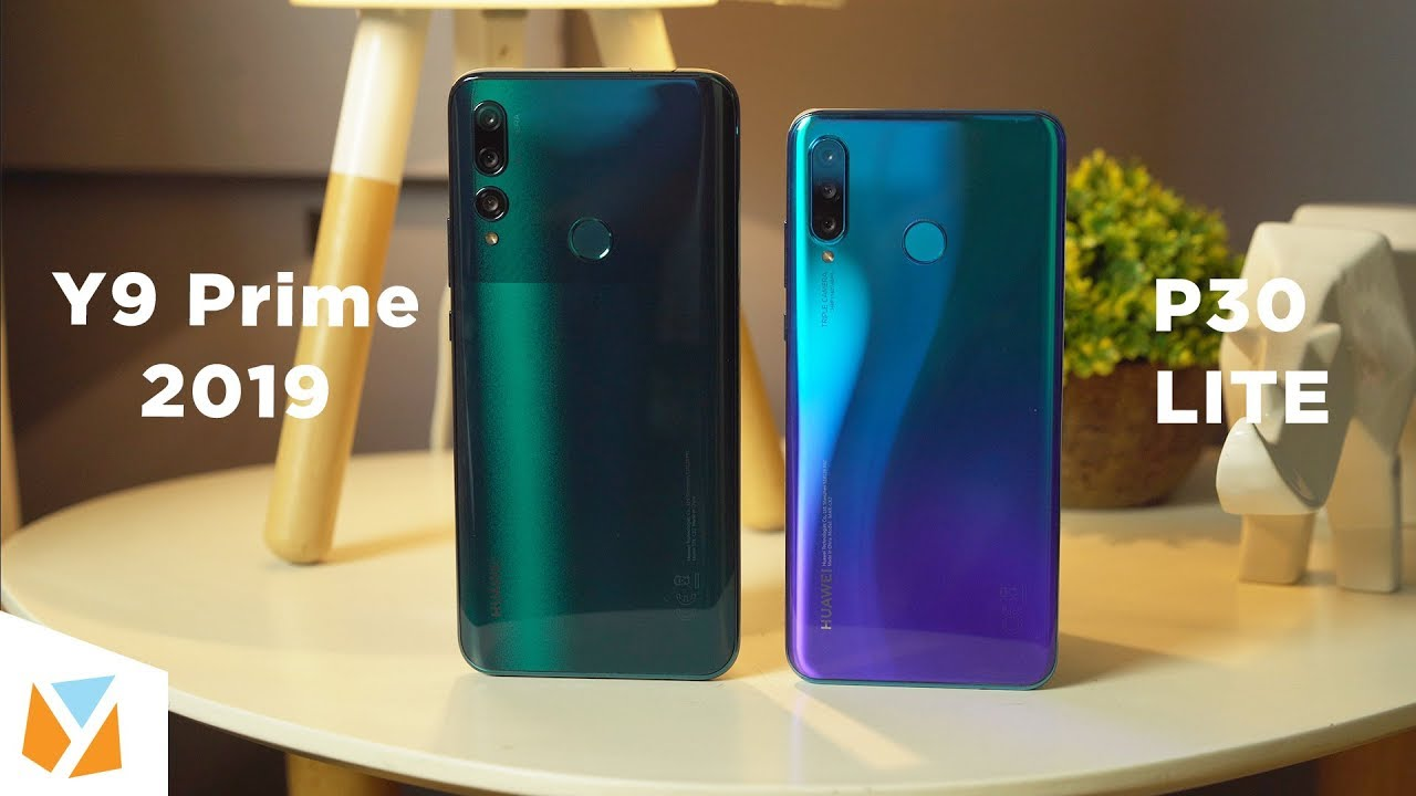 Huawei Y9 Prime 2019 Vs Huawei P30 Lite Comparison Review Youtube Huawei y9 (2019) android smartphone. huawei y9 prime 2019 vs huawei p30 lite comparison review