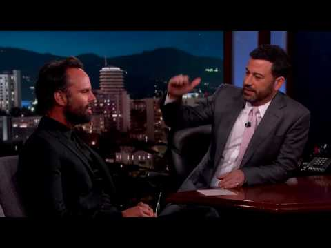 Walton Goggins Got Acting Advice from Bill Murray