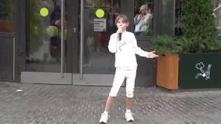 Выступление Лемиш Виолетты на день города Сочи - Бьёт Бит