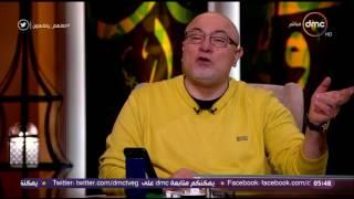 فيديو.. خالد الجندي: «معندناش سورة للرجال.. وإحنا خدّامين للنساء»