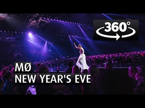 MØ - NEW YEAR'S EVE - 360 Angle - The 2015 Nobel Peace Prize Concert