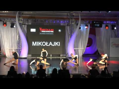 IDO World Championship Modern Smallgroup Junior Final 2015