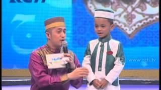 Musa Segmen Sambung Ayat Dan Baca Huruf Gundul - Hafiz Indonesia 2014