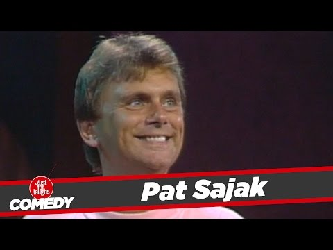 Pat Sajak Stand Up - 1989