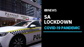 SPECIAL REPORT: South Australia ordered into six-day lockdown amid COVID-19 outbreak | ABC News