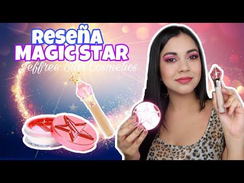 ✨JEFFREE STAR ⭐️ RESEÑA DEL NUEVO CORRECTOR Y POLVO FIJADOR 🔮MAGIC STAR⭐️| Rami Videos thumbnail