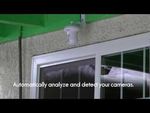 remotely view and control multiple cameras