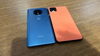 OnePlus 7T VS Google Pixel 4 XL | Which ONE do I recommend?