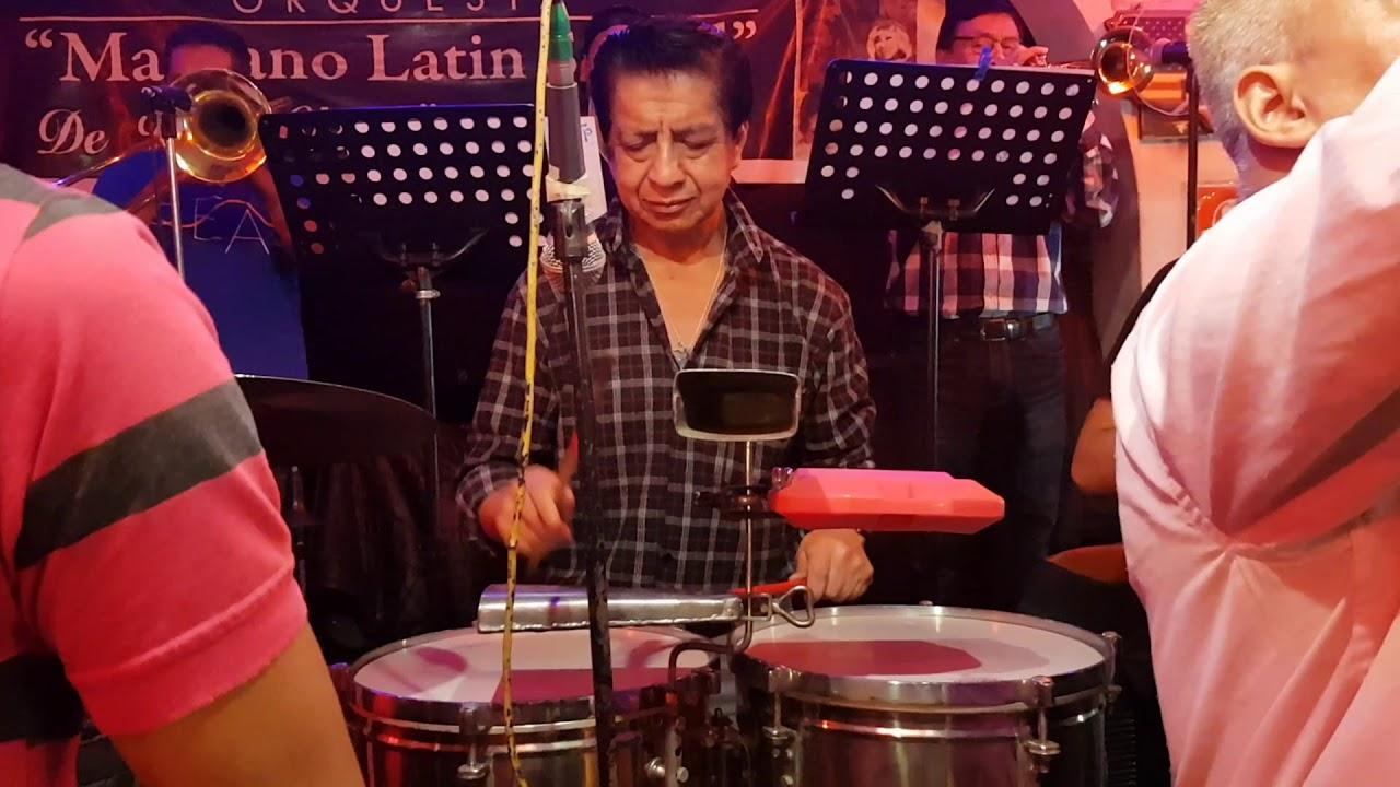 Markano Latin Sound - Tu no sabes querer (Local Markano 24-06-2018)