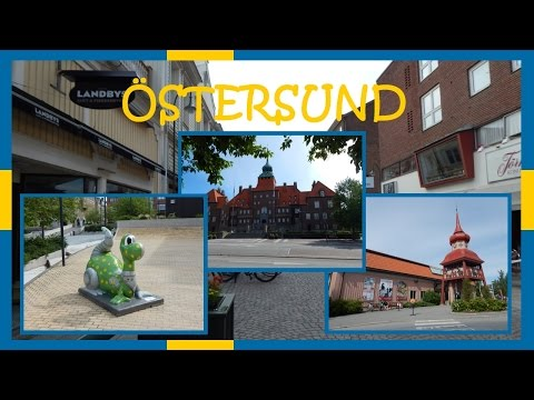 Östersund - in the heart of Sweden | Inspired by travel