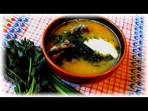 Суп из бараньих ребрышек с
