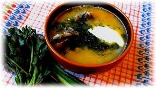 Простые блюда. Гороховый суп с бараньими ребрышками.