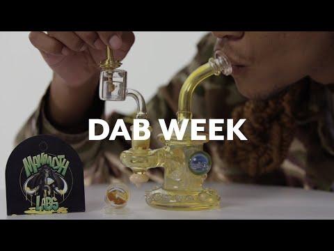 DOPE Dab Week  Mammoth Labs: Apocalypto Sugar Wax