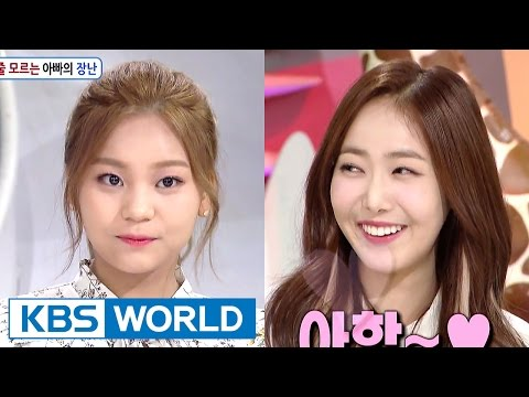 Hello Counselor - SinB, Umji, Zizo [ENG/THAI/2017.03.27]
