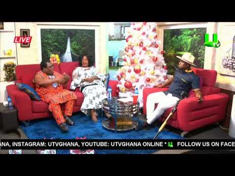 #Atuu with Maame Dokono and Papa Nii on UTV Day With The Stars