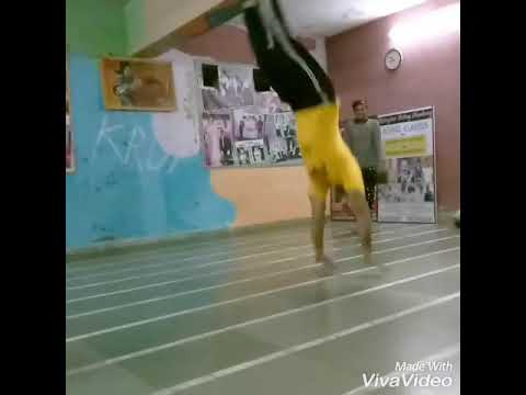 B Boying By Meraj Shaikh