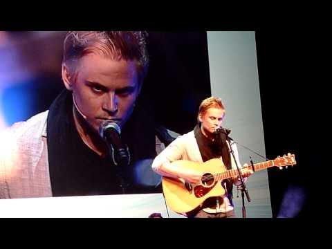 Download Youtube: Billy Magnussen singing @ ATWT event Utrecht 2011