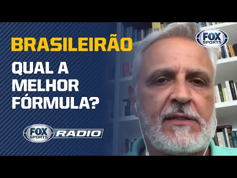 """CAMPEONATO BRASILEIRO: QUAL A MELHOR FÓRMULA? """"Fox Sports Rádio"""" debate possíveis soluções"""