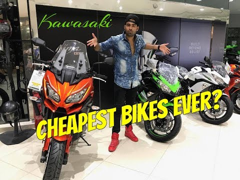 Super Bikes In Dubai Cheaper than india ????