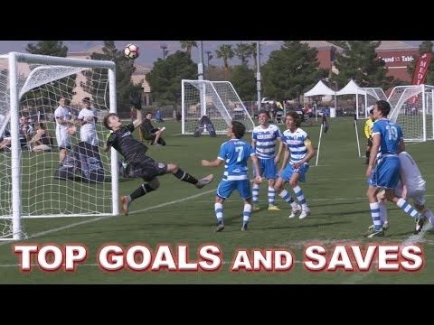 Top Goals and Saves - National League 2016-17