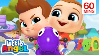 Play Nice at The Playground + More Kids Songs & Nursery Rhymes by Little Angel