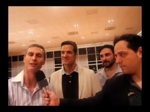 André Segatti, Carlos Machado, Rodrigo Sponda, Rick Regis (Renato Abate J1)