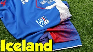 3435f67e5a2 World Cup 2018 Erreà Home Iceland Soccer Jersey Unboxing + Review ...