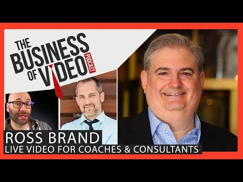 7 Live Video Marketing Ideas for Coaches and Consultants - #bizofvideo