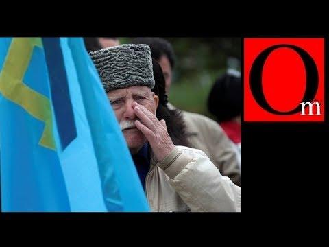 Система пошла вразнос. Путиноиды срывают зло на крымских татарах