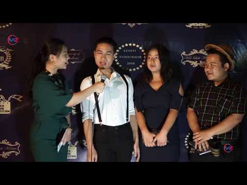 Cover Lagu Benjamin Zothansanga at red carpet | Best Director HITSLAGU
