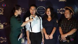Benjamin Zothansanga at red carpet Best Director