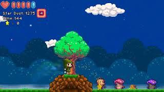 Evening Star Gameplay (PC Game).
