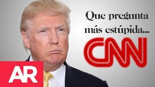 Trump ataca a Abby Phillip CNN