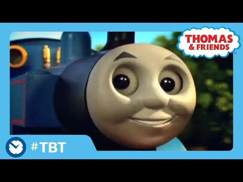 Thomas, You're The Leader | TBT | Thomas & Friends